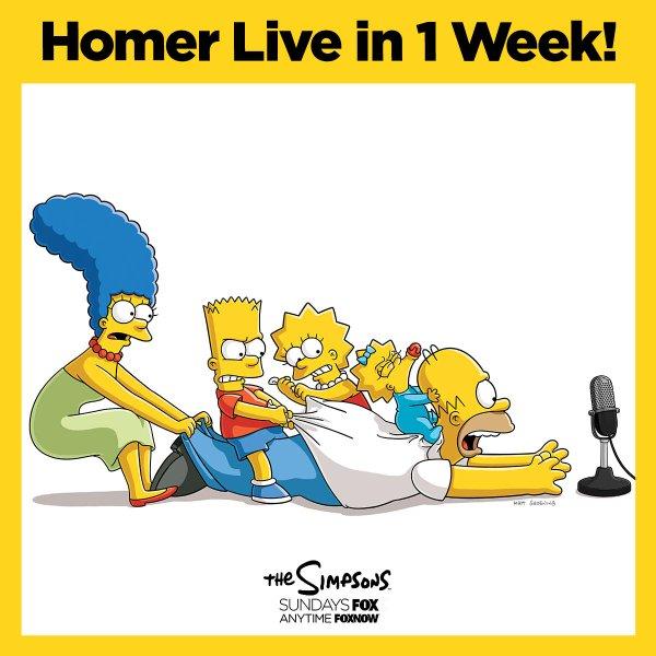 Simprovised_Homer_Live_in_1_Week!